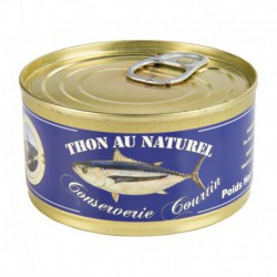 Thon albacore au naturel 190 g