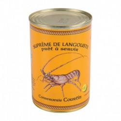 Suprême de langouste 400 g