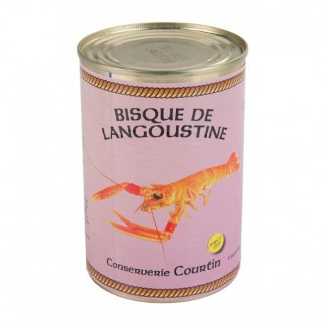 Bisque de langoustine 400 g