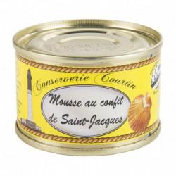 Mousse au confit de Saint-Jacques 65 g