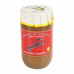 Bocal de bisque de homard