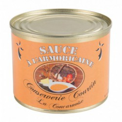 Sauce à l'armoricaine 210 g