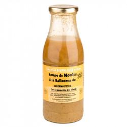 Soupe de moules 50 cl