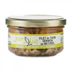 Filet de thon germon au naturel 100g