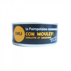 Chili con moules Espelette et gingembre 215g