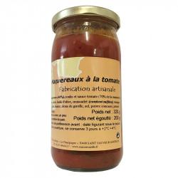 Maquereaux à la tomate