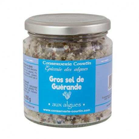 Gros sel de Guérande aux algues